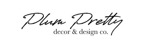 Plum Pretty Decor & Design Co.